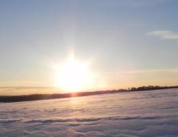 Spaziergang im Winter | Foto: Martin Krauß