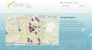 Screenshot: strabada.de