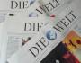 DIE WELT - eine Tageszeitung der Axel Springer AG | Foto: Martin Krauß