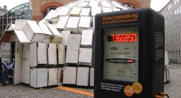 Kühlschrankiglu in Darmstadt