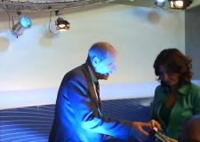 Ulrich Wickert auf der Buchmesse 2011