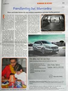 Foto der Seite 11, Kinder Echo, März 2012 (zum Vergrößern anklicken)