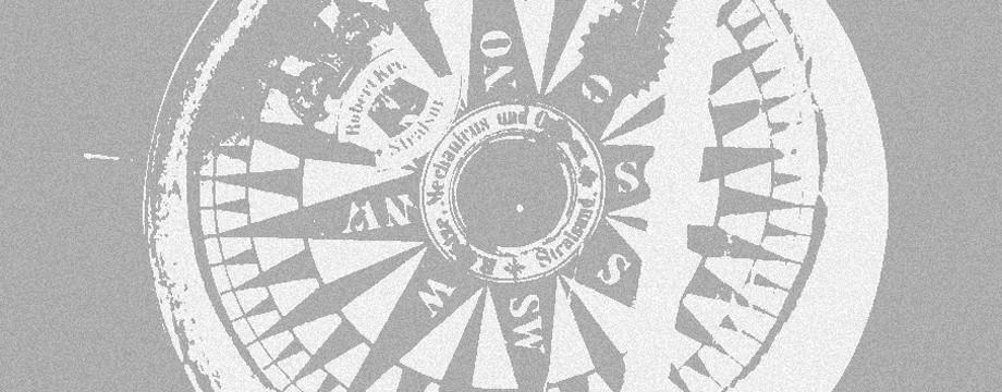 Kompass (Stilisiert)