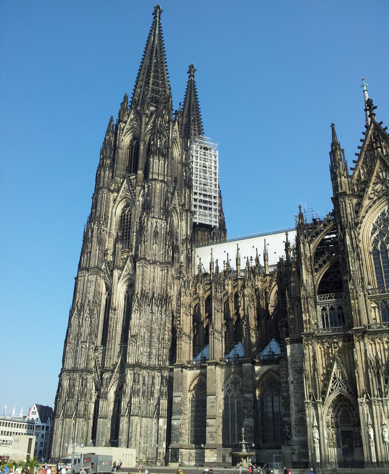 Kölner Dom, Foto: Martin Krauß