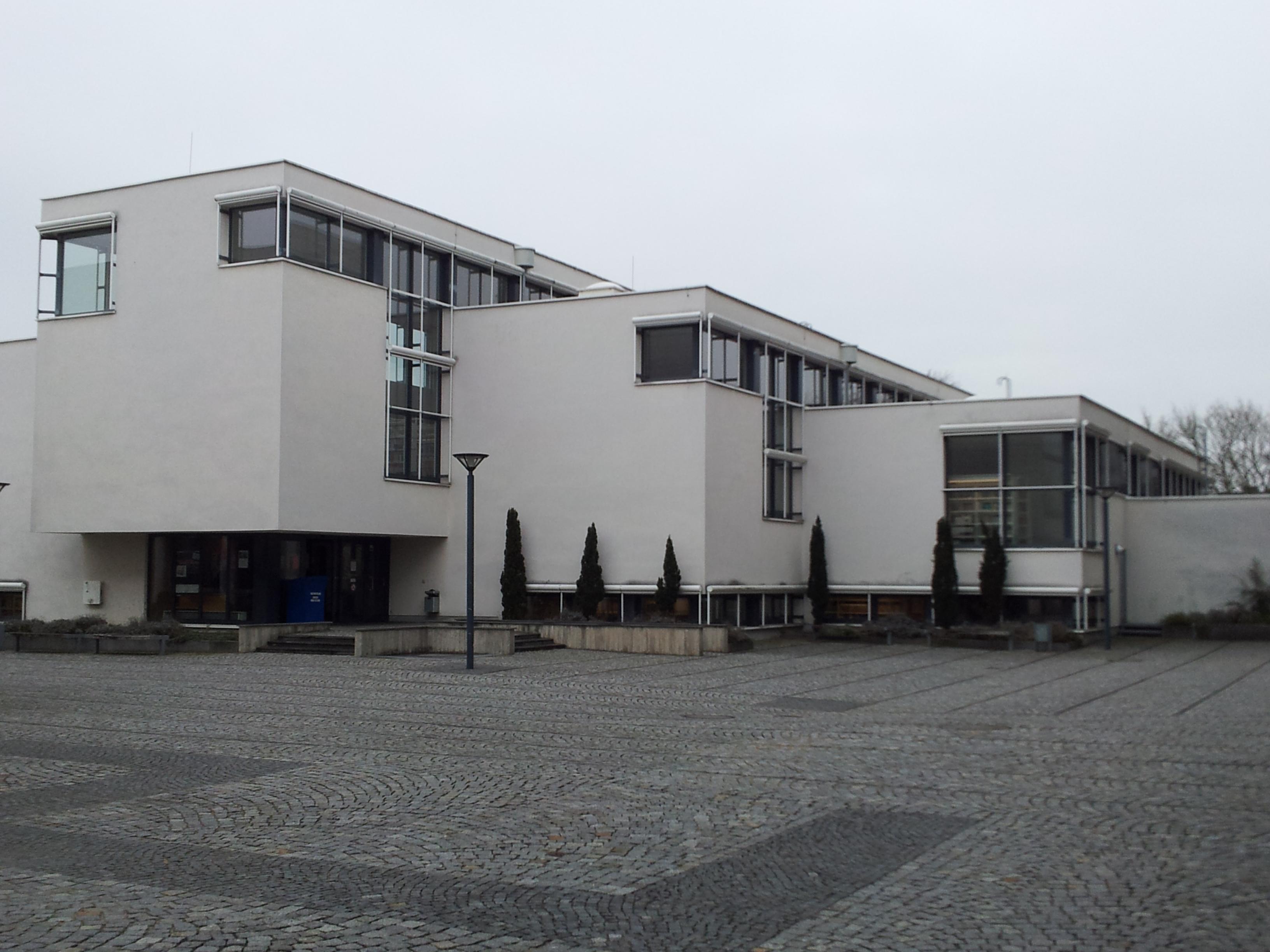 die Bibliothek und