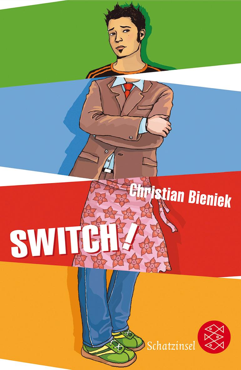 978-3-596-80522-8, Christian Bieniek: SWITCH!, Fischer Taschenbuch Verlag