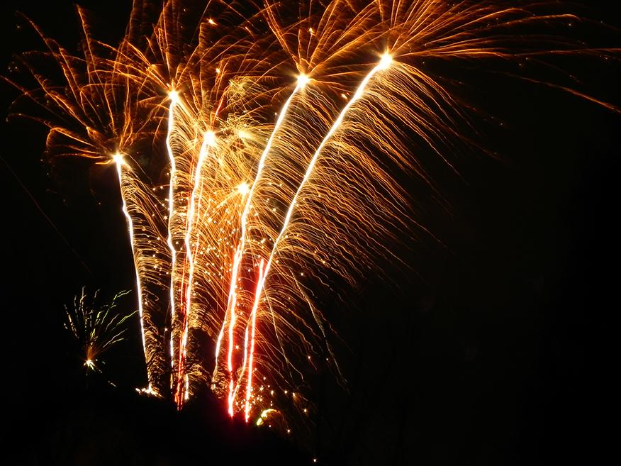 Feuerwerk 2013 | Foto: Martin Krauß