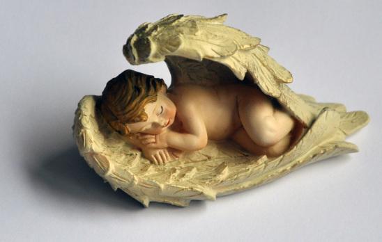 Ein schlafender Engel | Foto: Krauß
