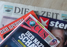 Zeitschriften Foto: Martin Krauß