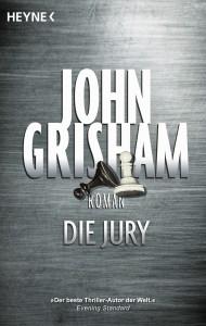 """Cover von """"Die Jury"""" von John Grisham"""