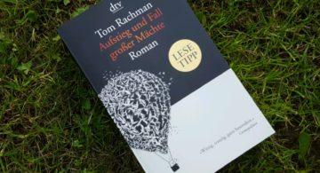 """Cover: """"Aufstieg und Fall großer Mächte"""""""