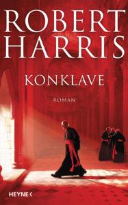 """Konklave"" von Robert Harris, Cover: Wilhelm Heyne Verlag / Verlagsgruppe Random House"
