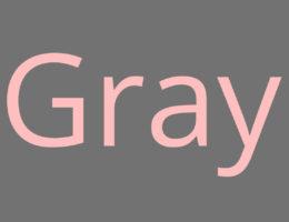Gray von Leonie Swann, erschienen im Goldmann Verlag