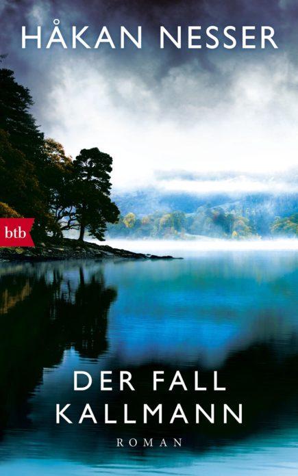 """Buchcover des Kriminalromans """"Der Fall Kallmann"""" von Hakan Nesser - Erschienen im btb Verlag"""